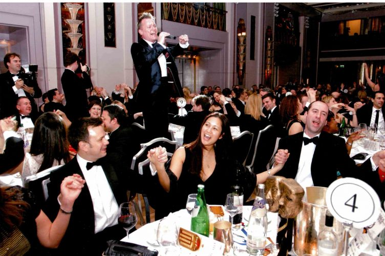 secret singing waiters