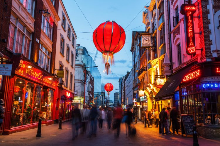 Chinese New Year Events in London from Incognito Artists, Event Entertainment Agency