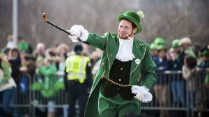 Saint Patrick's Day Interactive Events