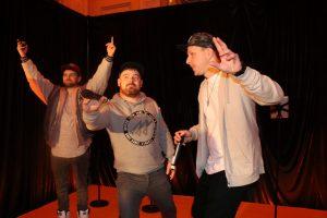 beatboxing trio