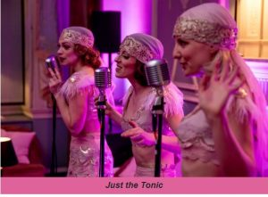 Just the Tonic - Corporate Event Musicians
