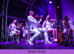Modern Strings - Corporate Event Musicians