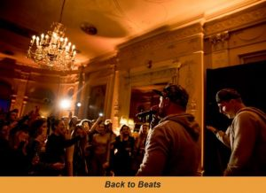 Back to Beats - Corporate Event Musicians